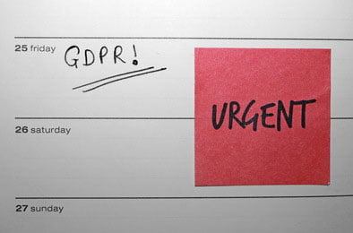 gdpr 25th of May