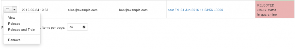 Έλεγχος ηλεκτρονικού ταχυδρομείου για ιστοσελίδες γνωριμιών